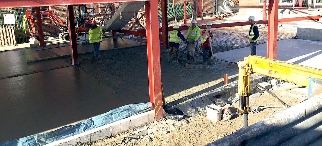 Concrete-Pumping-Manchester